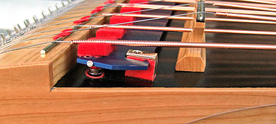 Wrapping bass strings