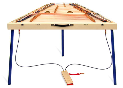 Hammered dulcimer Big Traveler